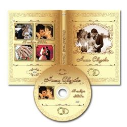 Печать обложек на боксы CD, DVD