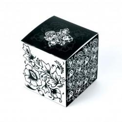 Подарочная коробка для кружки (черная)