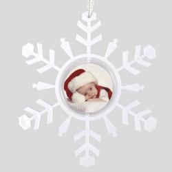 Снежинка с фото