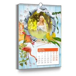 Перекидной календарь